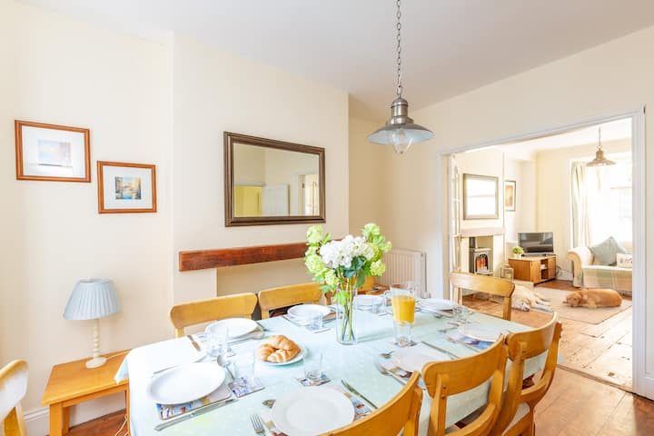 Ravenscraig House, Staithes - 4 bedrooms