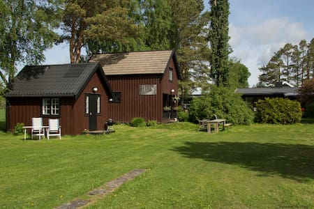 Nice cabins in the middle of Norway