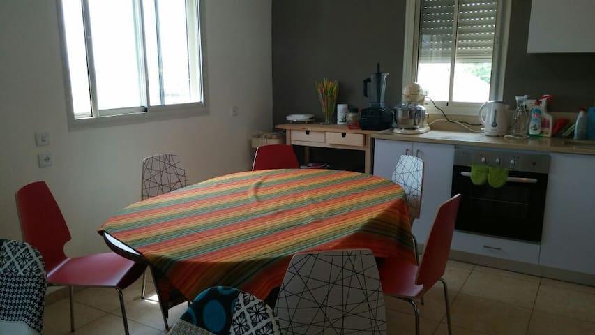 Moshav Balfurya- peaceful sublet - Balfouria - 公寓