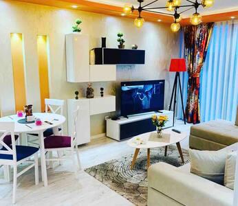 """Apartment """"Mimoza"""" No-3  Gračanica  5 km Priština"""