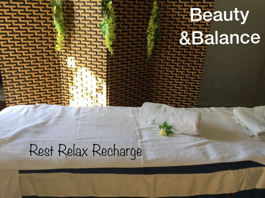 $90 for one hour Reflexology or massage. You are in good hands of qualified professionals.