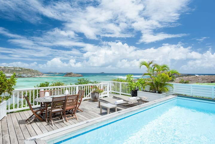 Immaculate paradise location St Barts