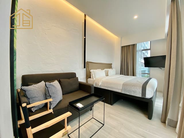 JIA by Homesuite |308| KK Times Square, Near Imago