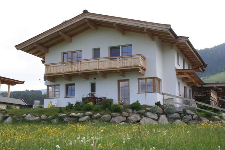 Inviting Apartment in Hopfgarten im Brixental with Garden