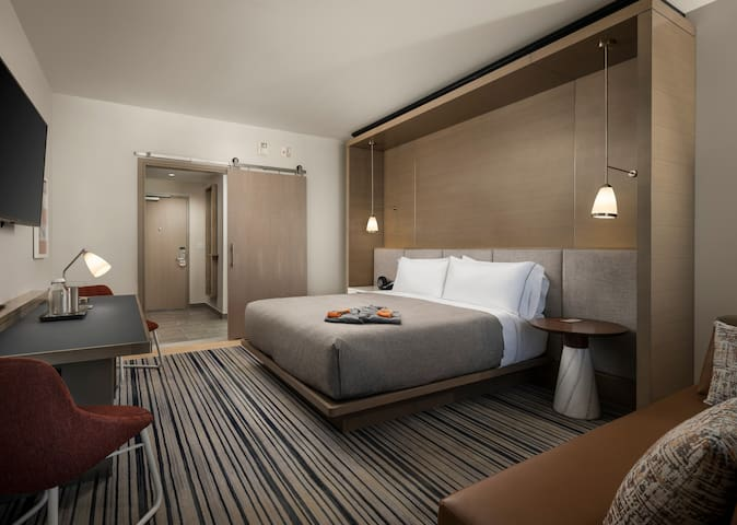 Frisco's newest Lifestyle hotel
