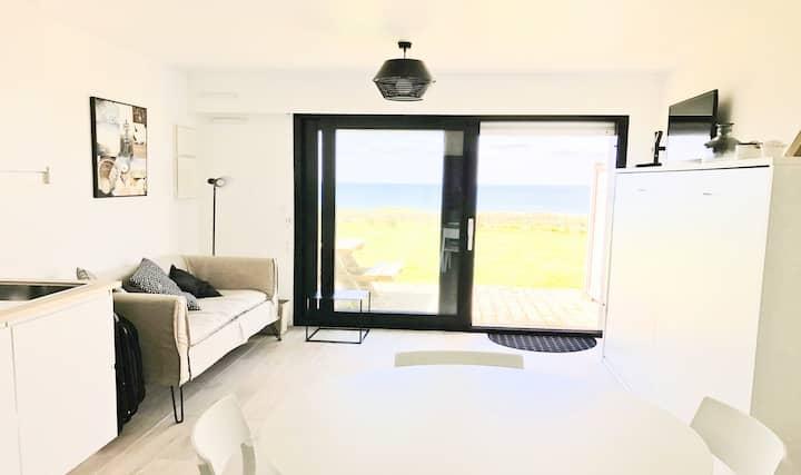 Appartement cosy avec Magnifique vue Mer