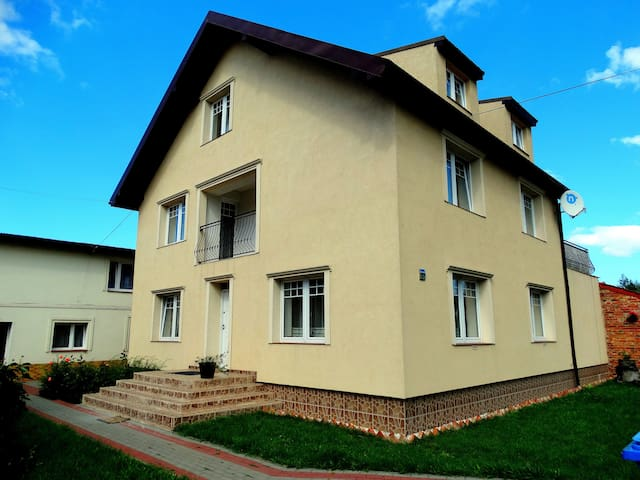 Atrakcyjny Apartament nad morzem - duża wygoda - Darłowo - Lakás