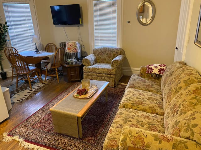 Cozy 1 bedroom apartment Near Allegiance Health