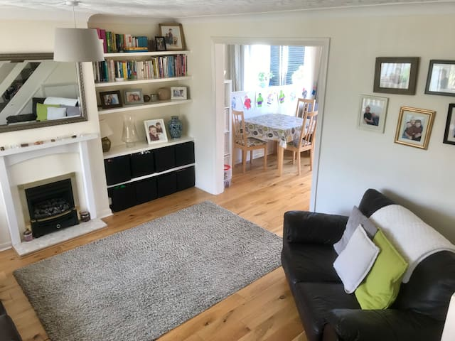 Cosy house very near to transport links to Cardiff