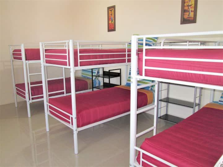 TINY HOSTEL ATACAMA (Hab. compartida 8 camas)