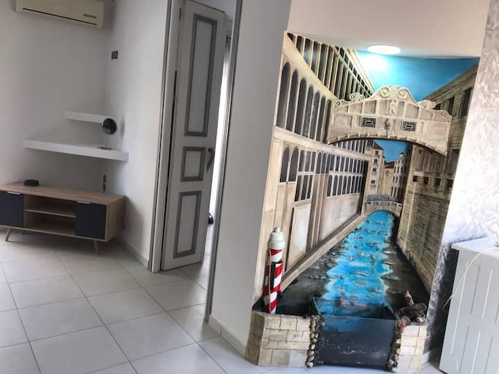 Miaouli 4 apartment