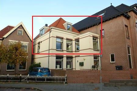 Stijlvol appartement in hartje Schagen - Schagen