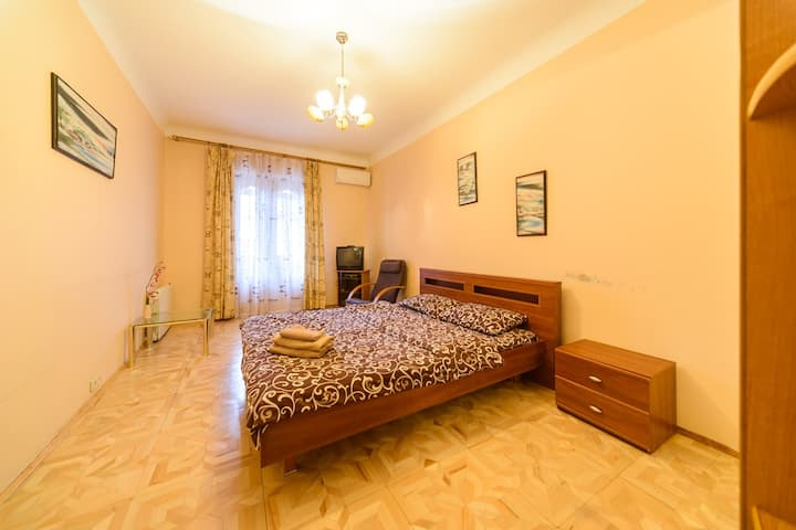 Apartment near Khreshchatyk