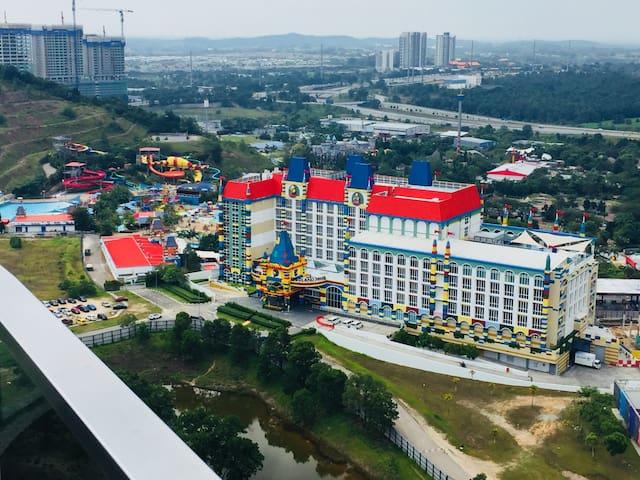 【1Min Walk Legoland!】RentRadise Hoze Suite【Family】