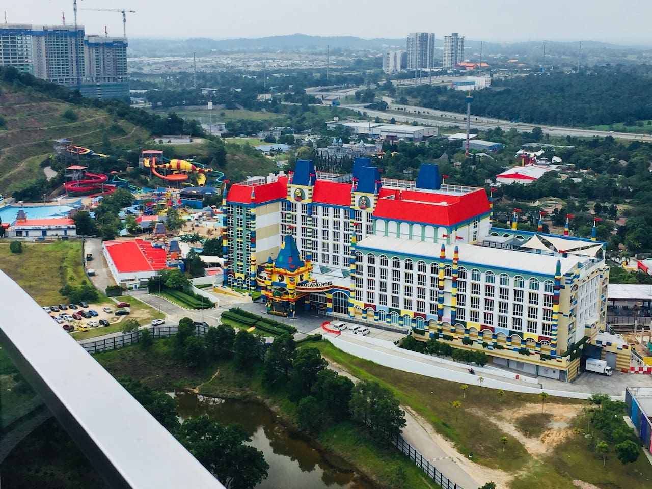 Awesome Legoland View from Unit!
