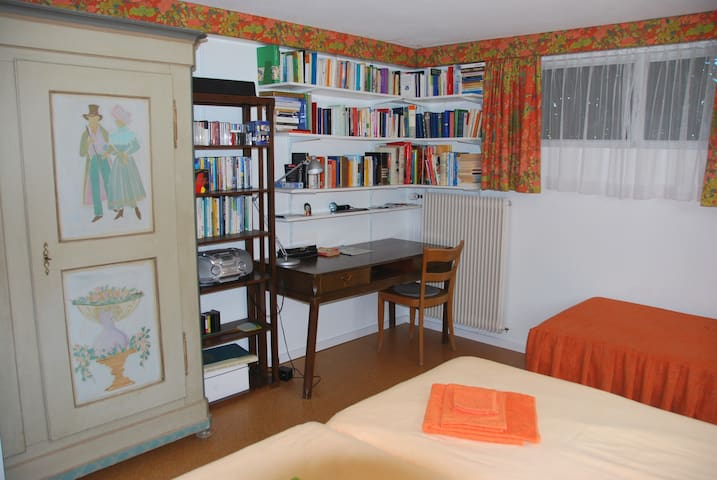 Quiet Small Apartment at Konstanz - Münsterlingen - Appartement