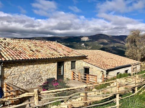 Gîte à la ferme en Drôme Provençale 3 étoiles