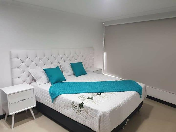 Hermoso apartamento amoblado (Alamos Pereira)