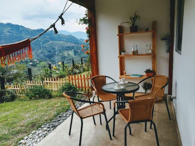 Country House Apartment #4- Finca El Encanto