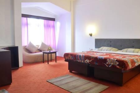 Deluxe room - East Sikkim - 别墅