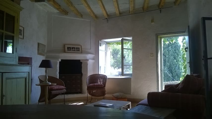 Charming typical house near Avignon - Barbentane - Reihenhaus