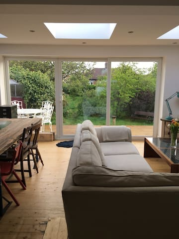 Sunny Large Room In Heaton, Newcastle. - Newcastle upon Tyne - Bungalow