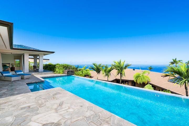 **Discount Rates Apply** Blue Hawaii, a 3BR + Bonus room & 3.5 Bath