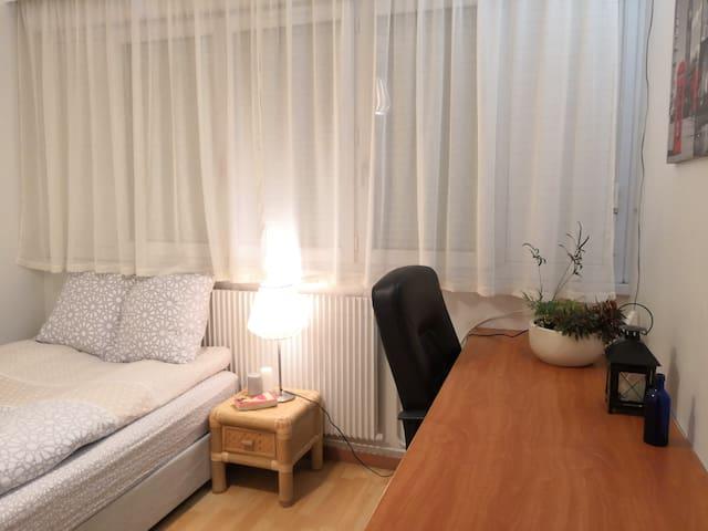 Chambre privée Cozy 1