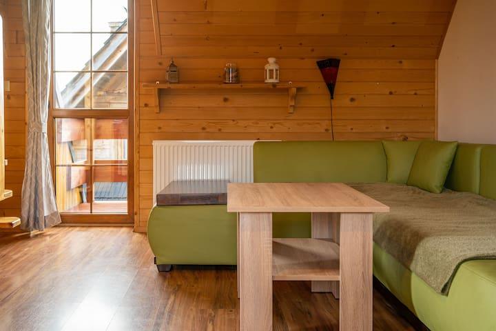 Apartament Widokowa Górka - Czerwienne Apartament