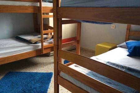 Cama en dorm de 4 - Póo - Dorm
