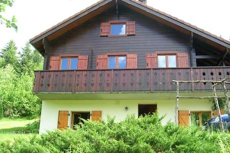 Chalet au coeur des Vosges, montagne et sauna - Rochesson