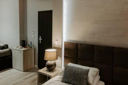 Apartamentowiec InforesPark - pokój 3-osobowy