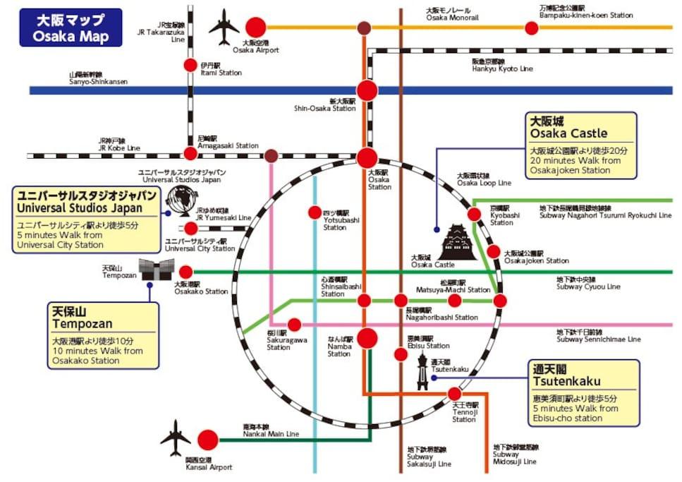 Traffic Map 交通地圖