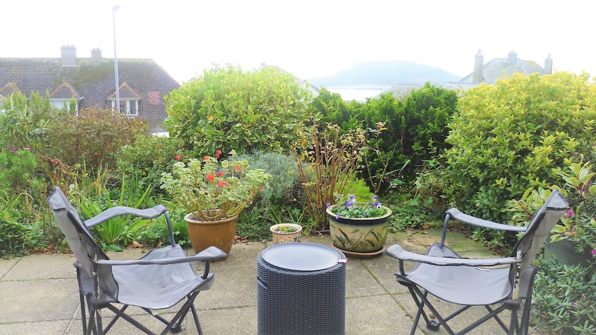 B&B in Looe with coastal views