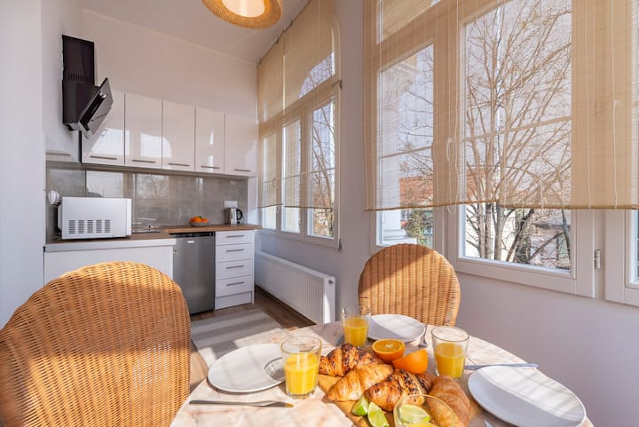 Cosy Studio Apartment Sopot Beach