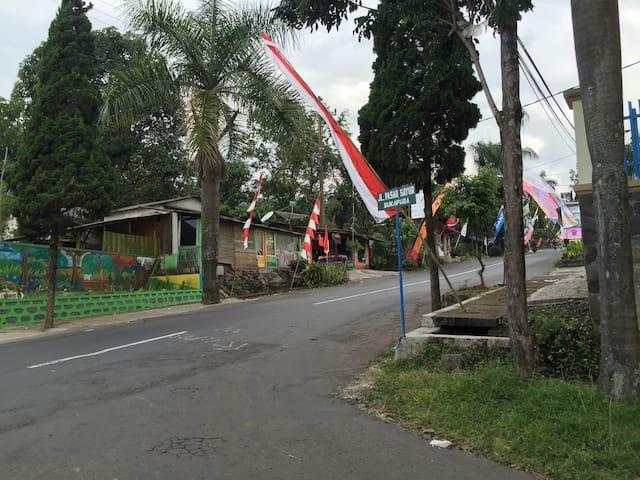 4BR villa in Sukapura