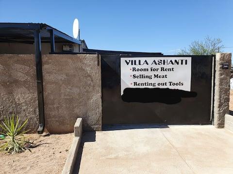 Guesthouse Villa Ashanti Kalkfeld/Namibia