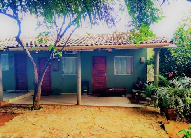 Casa di Betão - Suíte 02 (Duplo)