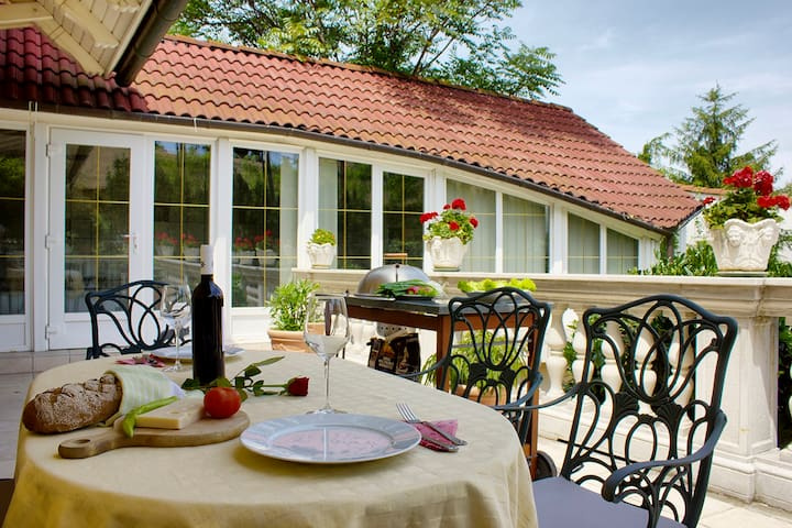 Villa Pool&Wellness Budapest