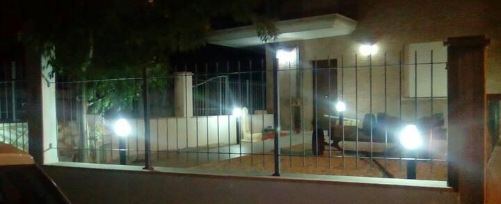 Intero appartamento-giardino-110mq tot.-strategico