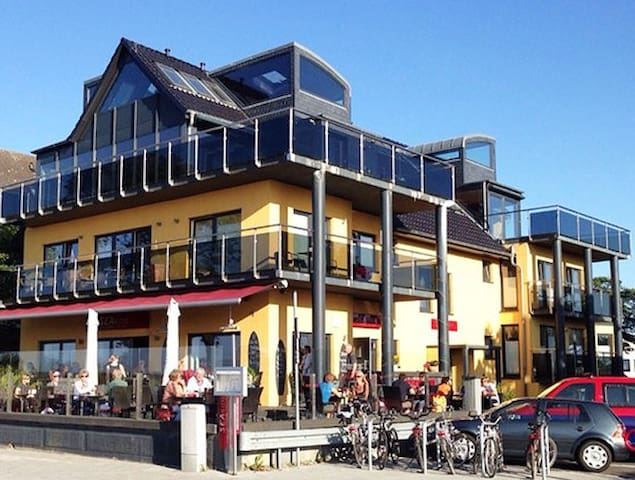 Seaside-Strandhotel Zimmer 10