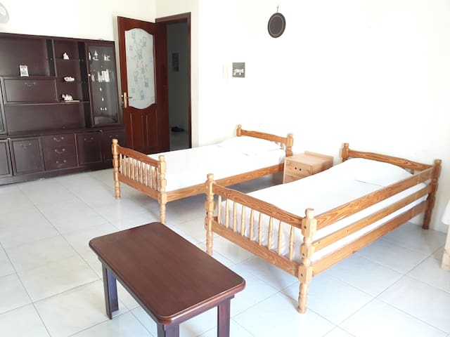 Spacious and comfortable private room near Valeta.