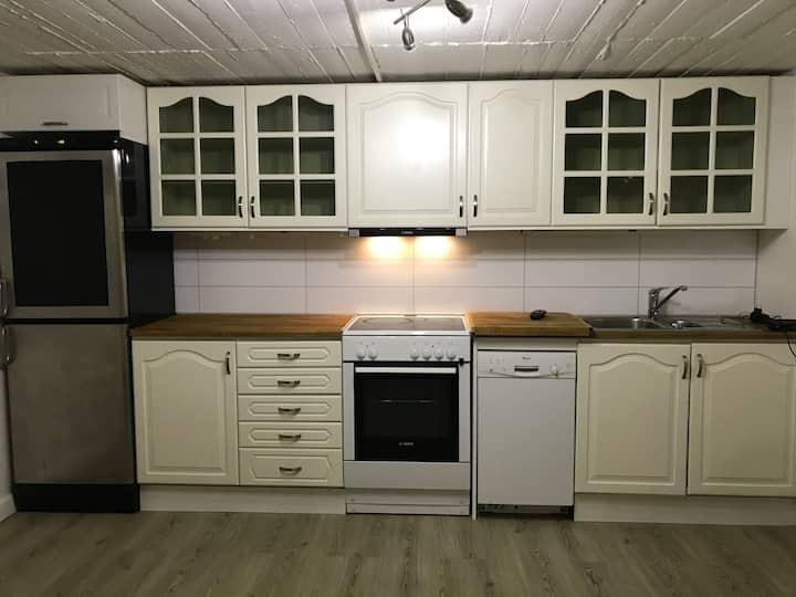 2-roms leilighet nær Strømmen storsenter