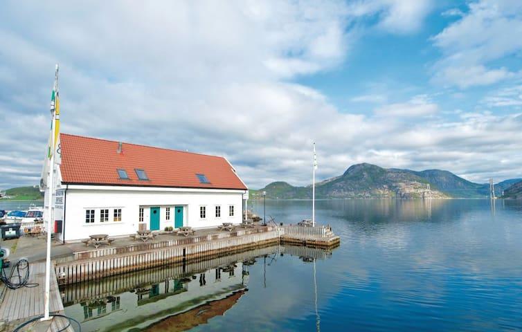 Sjøleilighet, Lysefjorden- Bergevik - Forsand - Apartemen