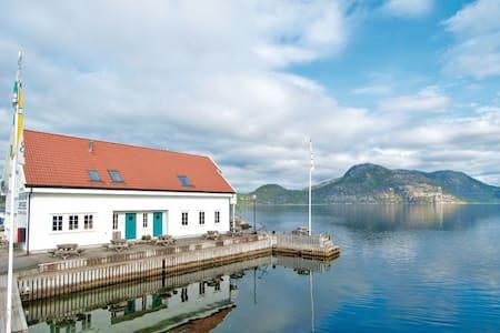 Sjøleilighet, Lysefjorden- Bergevik - Forsand