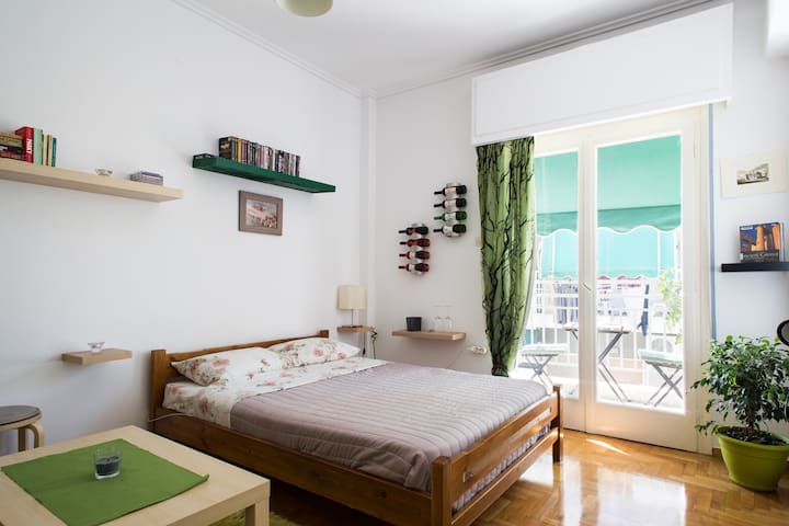 The 'We love Athens' Studio! Centre - Athina - Appartement