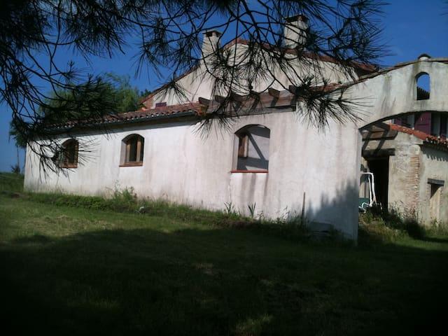 Gite de Puchoriol - Pamiers - Huis