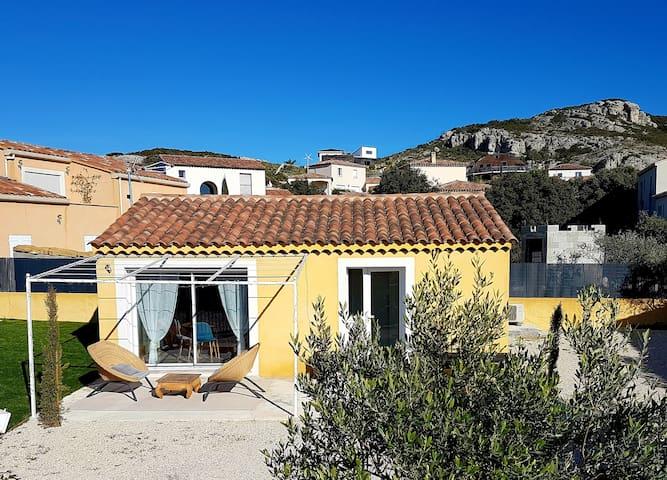 Ma jolie petite maison en Provence