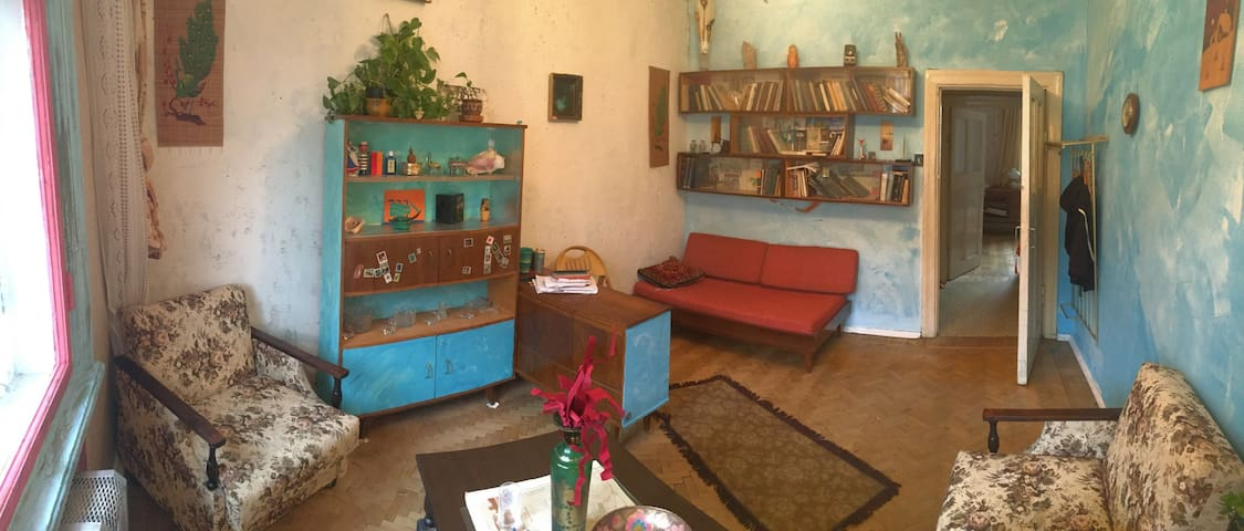 Author's USSR style - Peterhoff city - Appartement