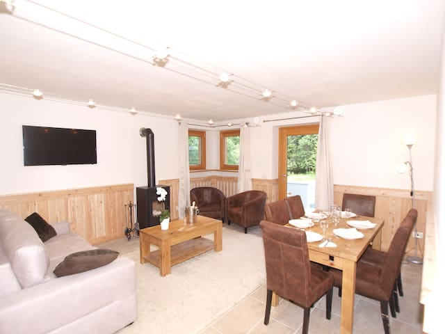 Cosy apartment in central Champoluc - Champoluc - Appartement